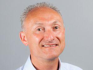 Martin Pitchford of Henshalls