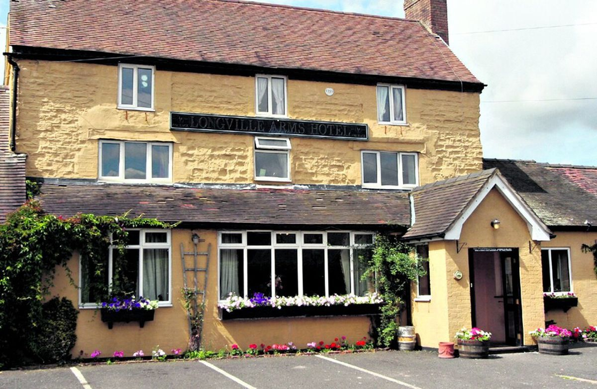 A planning inspector has backed the appeal on the Longville Arms.