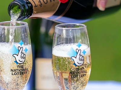 Two £1m Lotto prizes won on tickets bought in same town claimed