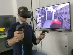 £750,000 virtual reality suite for Telford College