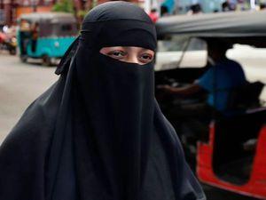 Back into burkas