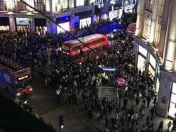 No shots and no casualties as panic causes hundreds evacuated in Oxford Street