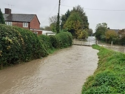 Call for action to tackle flooding risk in village