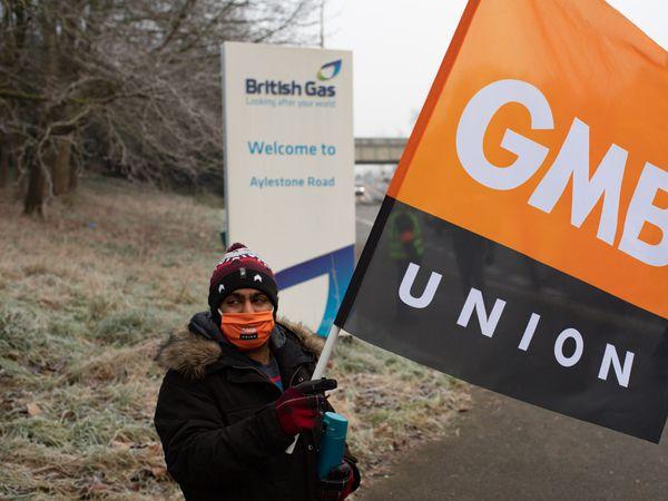 British Gas strike