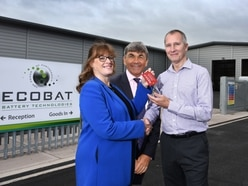 Battery distributor gets new head office