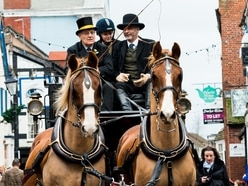 Shropshire Boxing Day hunt to alter its route