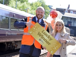 VIP experience for train passengers