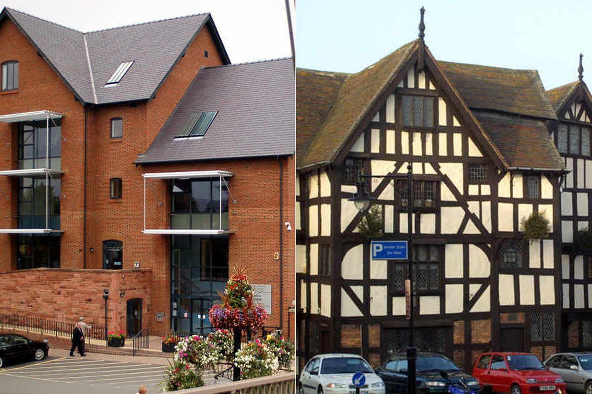 Landmark Shrewsbury buildings get go-ahead for university use