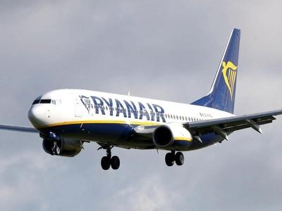 Ryanair says profits down more than a quarter