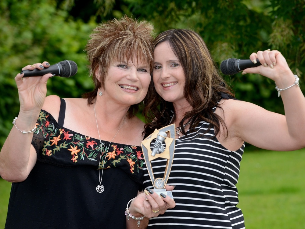 Telford's Got Talent: How crazy idea paid off for mum and daughter duo Intrigue