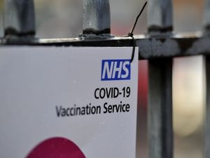 WOLVERHAMPTON COPYRIGHT EXPRESS&STAR TIM THURSFIELD-14/12/20.The first covid-19 vaccinations take place at Wood Road Surgery, Tettenhall Wood, Wolverhampton..