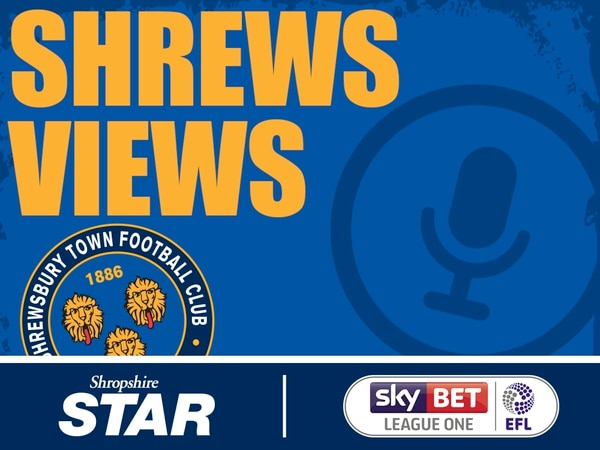 Shrews Views - episode 2: How long is that injury list?!