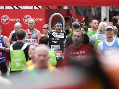 London Marathon could be hottest on record