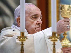 Pope Francis (Vincenzo Pinto/AP)