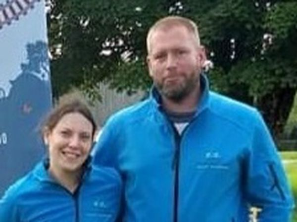 Dani and Mark Jones are aiming to be the fastest married couple to row the Atlantic