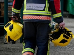 Resident dies after 'suspicious' fire at flat