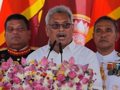 Sri Lanka's new president reaches out to Tamils and Muslims at inauguration