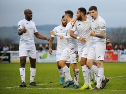 Gloucester City 0 AFC Telford United 1 - Report and pictures