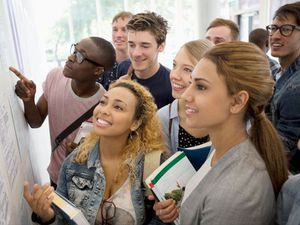 Students can benefit from health advice and tips