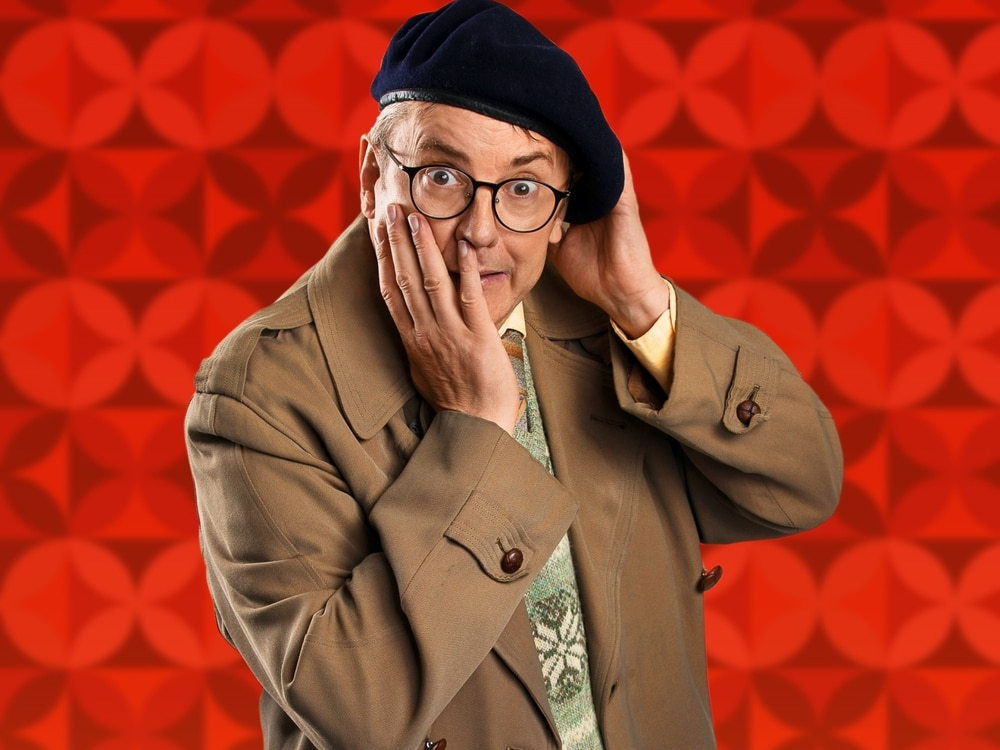 Joe Pasquale shares the secret of his success ahead of his show at Wolverhampton Grand