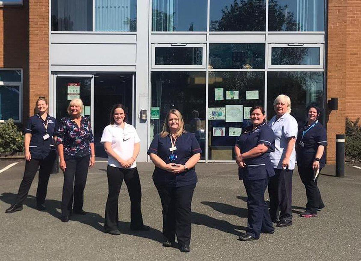 The care home multi-disciplinary team