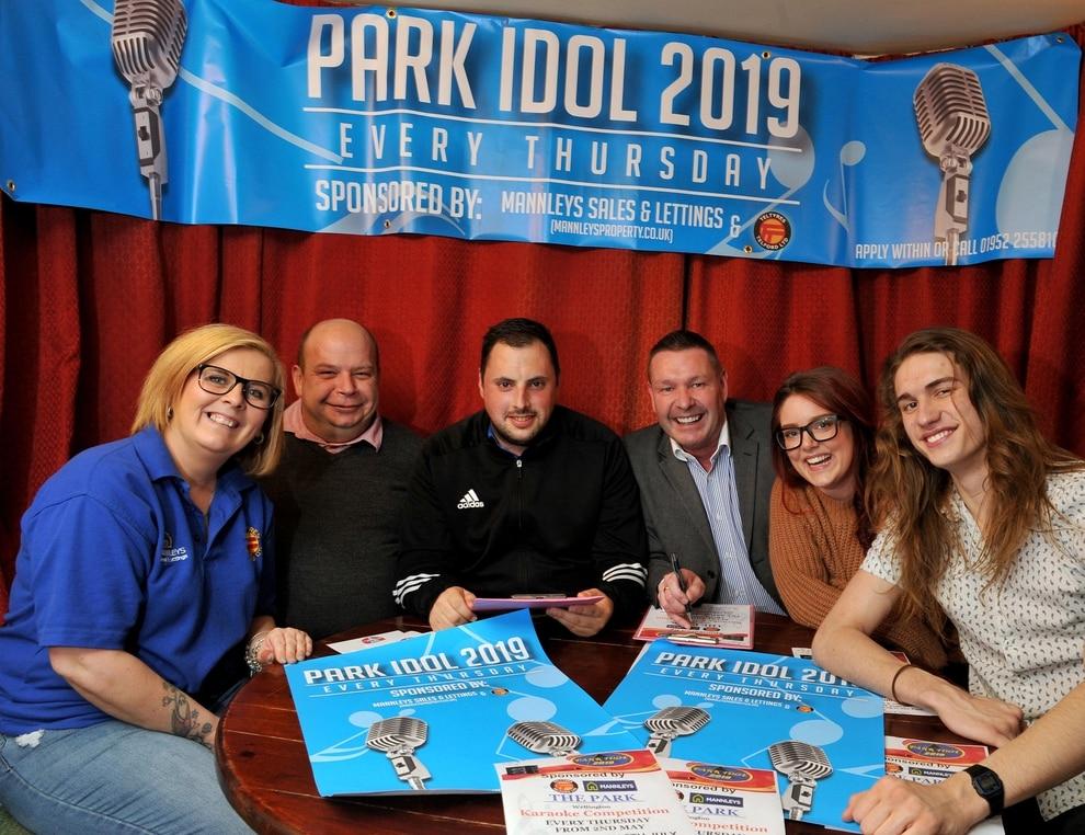 Ozzy brings X Factor to Telford Park Idol | Shropshire Star
