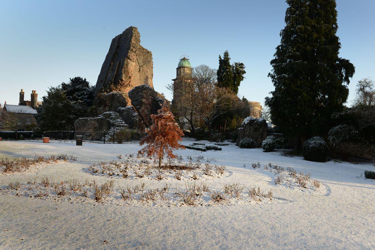 Castle Grounds, Bridgnorth