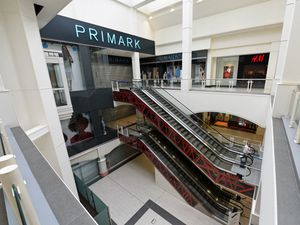 SHREWS COPYRIGHT EXPRESS&STAR TIM THURSFIELD-08/06/20.A look around the Darwin Shopping Centre, Shrewsbury, which is due to reopen on 15th June after lockdown.MARK ANDREWS FEATURE..