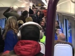 Anger at packed West Midlands trains despite social distancing advice