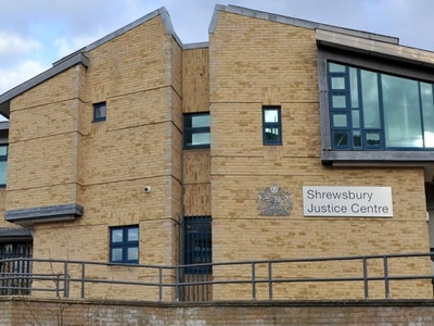 Teen locked up for six months for carrying painted-over airgun at Shrewsbury railway station