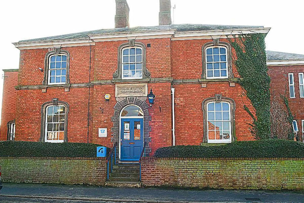 More Shropshire police stations could close, says commissioner