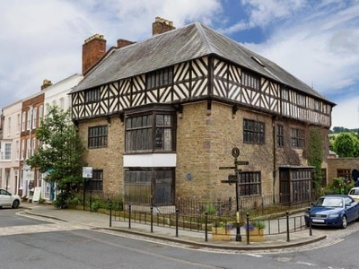Shropshire home fit for a queen on sale at under £1 million