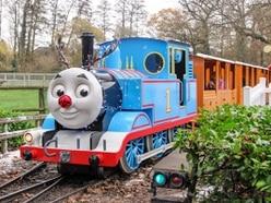Get festive as Christmas arrives at theme park
