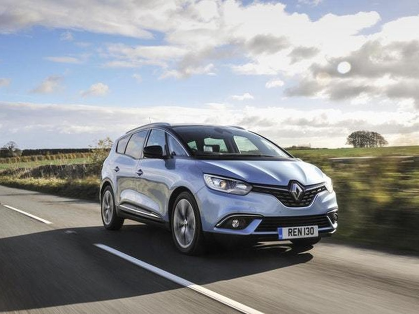 UK Drive: Renault's Grand Scenic takes on accomplished rivals from the crossover class