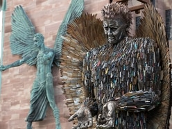 Knife Angel now set to move to Gloucester