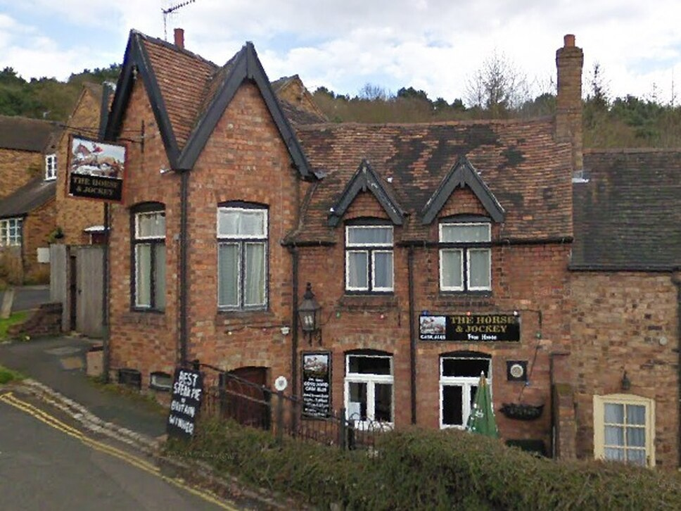 Five-bedroom house plan for Harry Hill's favourite pie pub in Ironbridge