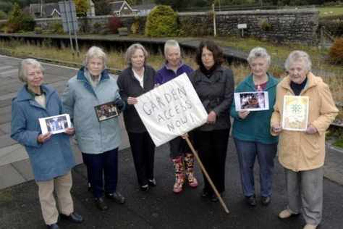 Safety rules stop rail volunteers - after 20 accident-free years