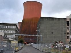 'Watch it online' plea over Ironbridge cooling towers demolition