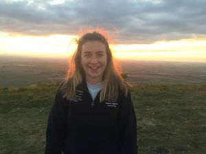 Katie Ackland has won the title of UK Dairy Student of the Year 2021