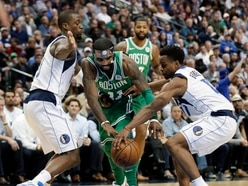 Boston Celtics extend winning run to 16 games with victory over Dallas Mavericks