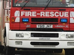 Shrewsbury fire station open day attracts more than 400 people