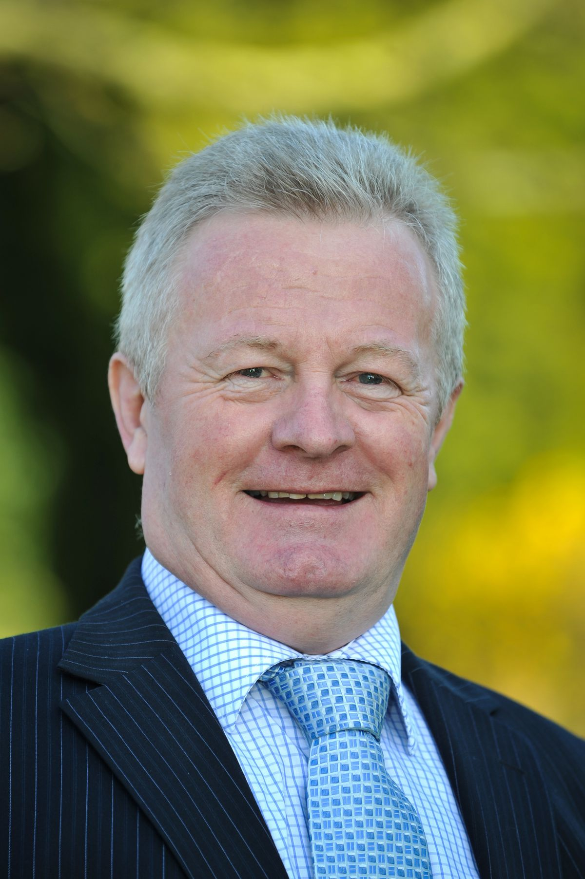 Paul Hinkins, chairman of the Marches Growth Hub