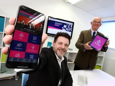 New app launched for Shrewsbury Flower Show
