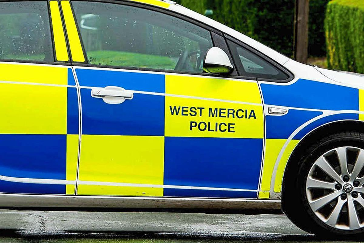 Two men have been charged in relation to the incident which took place last week