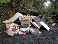 Flytipping in Shropshire: Low rate of fines defended