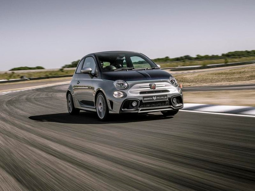 First drive: The Abarth 695C Rivale is a daft pocket rocket with bags of character