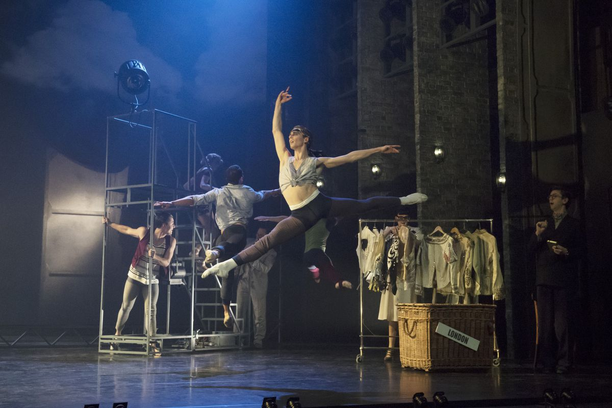 The Red Shoes at Birmingham Hippodrome