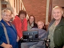 Shropshire and Mid Wales remember visits by genius Stephen Hawking