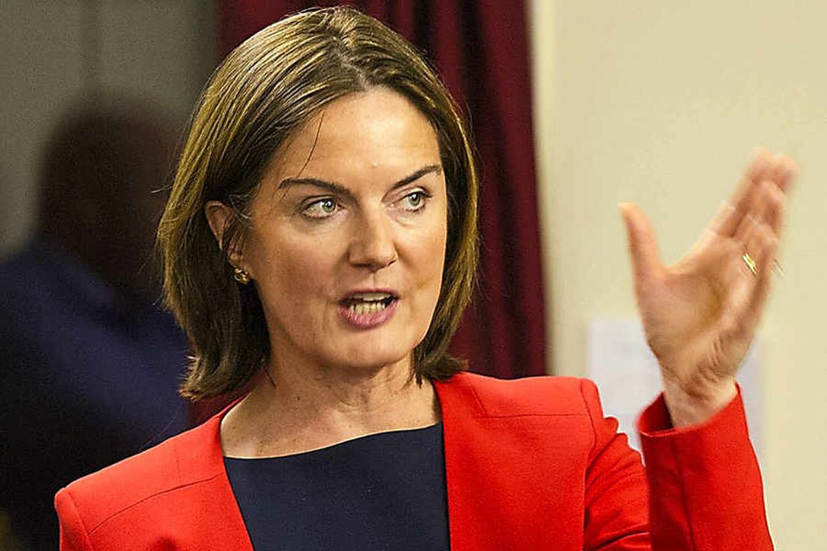 Apologise or face lawsuit, Labour members tell MP Lucy Allan
