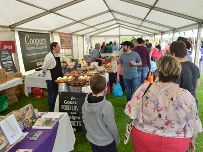 Telford food festival axed after two years